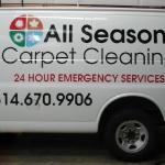 All Seasons Van Graphics