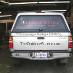 Window and Vehicle Lettering
