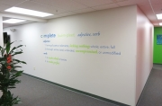 Complete Wall Lettering