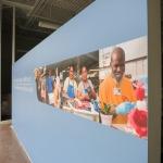Goodwill Wall Display