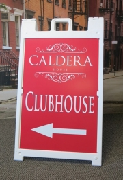 Caldera Clubhouse Signicade
