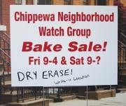 Chippewa Neighborhood Watch