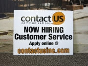 Contact Us Now Hiring