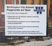 Worthington School Playgrounds