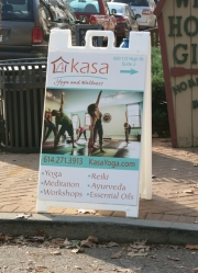 Kasa Yoga and Wellness Signicade