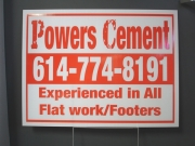 Powers Cement