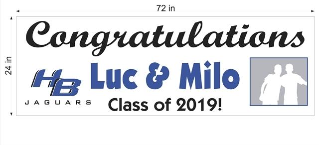 Luc and Milo
