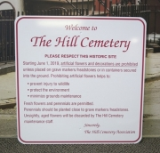 Hill-Cemetary