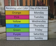 Receiving-Label-Color-Chart
