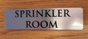 Sprinkler Room