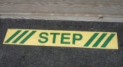 Step Warning