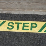 Step Warning
