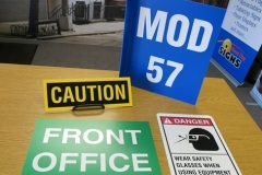 Warehouse-Signs