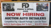 Franks Detail Now Hiring