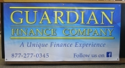 Guardian Finance Co Banner