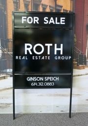 Roth Real Estate Signs