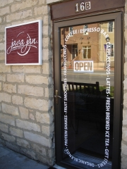 Java Jan's Outdoor Signage
