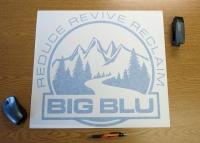 Big Blu Vinyl