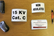 Vehicle Inspection Decals