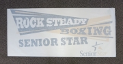 Senior Star Decal
