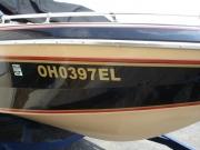 Boat lettering per ODNR Regs