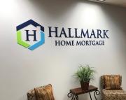 Hallmark Wall Lettering
