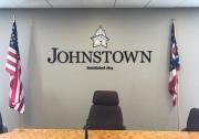 Johnstown Dimensional Lettering