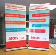 Arcos Table Banners