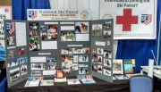 Ski Patrol Tri-fold Display