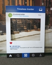 Tineless Insider Photo Frame