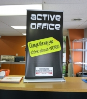 Active Office Table Stand