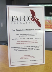 Falcon Paymasters