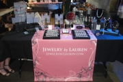 Table banner for Jewelry by Lauren
