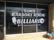 Sam's Karaoke Room