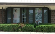 Columbus Adult Daycare Side Windows