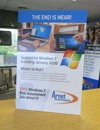 Windows 7 End