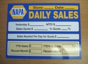 Napa Daily Sale Dry Erase
