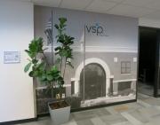 VSP Wall Graphic