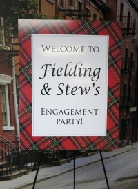 Fielding & Stew Engagement Party