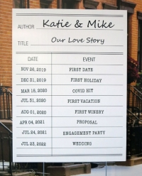 Katie and Mike Love Story