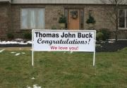 Congratulations John