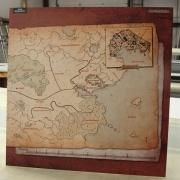 Gloomhaven Map