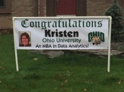 Kristen Grad Banner