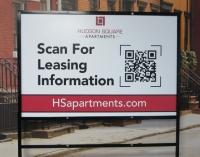 Hudson Square QR Code