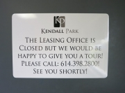 Kendall Park Leasing Office