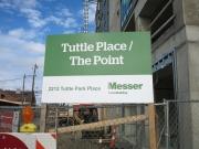 Messer Construction Sign