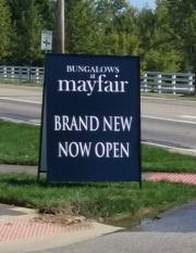 Mayfair Large A Frame