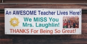 Awesome Teacher Banner