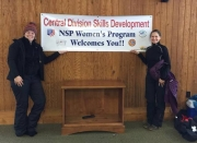 Central Division NSP Women's Banner