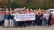 Class of 68 Banner